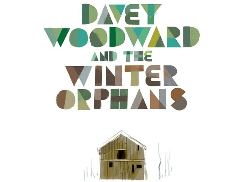 Davey -and The Winter Orphans- Woodward - Davey Woodward And The Winter Orphans [LP + Bonus-CD]