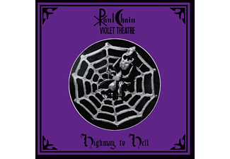 Paul -violet Theatre- Chain - Highway To Hell (Purple Vinyl+Poster) - (Vinyl)