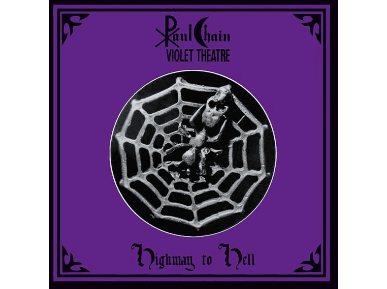 Paul -violet Theatre- Chain - Highway To Hell (Purple Vinyl+Poster) [Vinyl]