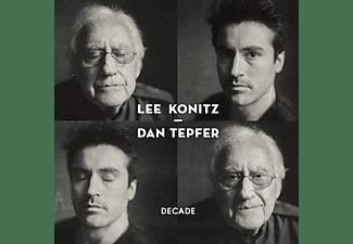 Lee Konitz, Dan Tepfer - Decade  - (CD)