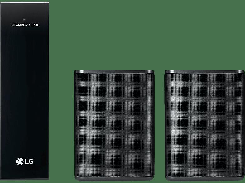 LG SPK8, Speaker Kit, Schwarz