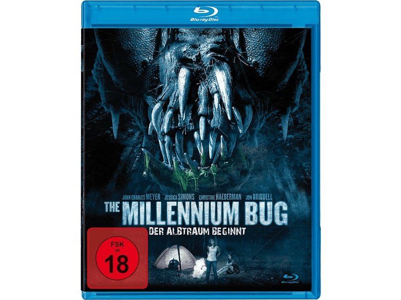The Millennium Bug - Der Albtraum beginnt (Monster Bug: Das Albtrauminferno) [Blu-ray]