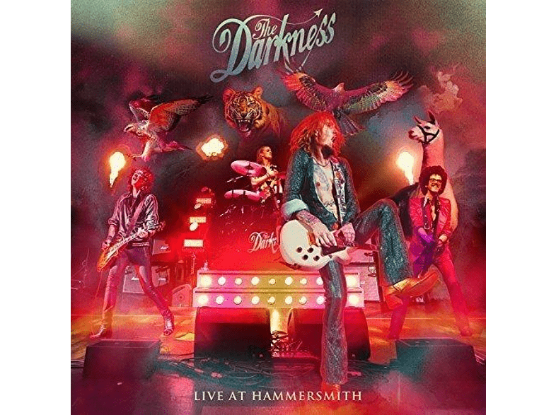 The Darkness - Live at Hammersmith [Vinyl]