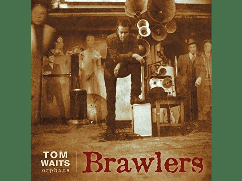 Tom Waits - Brawlers [CD]