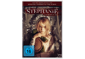 Stephanie - Das Böse in ihr DVD