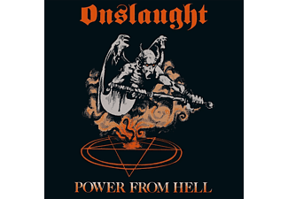 Onslaught - Power from Hell (Vinyl LP (nagylemez))