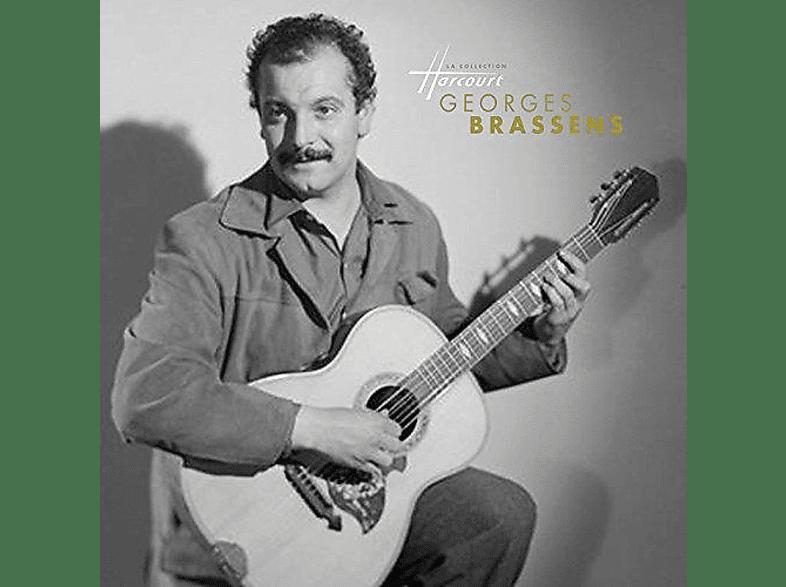 Georges Brassens - Harcourt Edition (White Vinyl) [Vinyl]