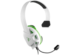 TURTLE BEACH Casque gamer Recon Chat Xbox One Blanc