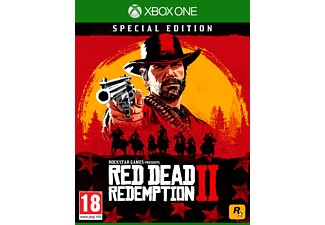 Red Dead Redemption 2 Special Edition NL Xbox One