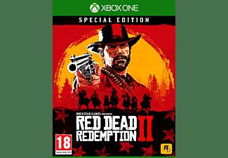 Red Dead Redemption 2 Édition Spéciale NL Xbox One