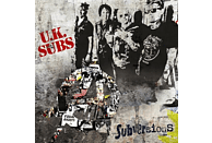 Uk Subs - Subversions [CD]