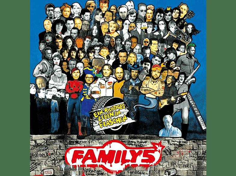 Family 5 - Ein richtiges Leben in Flaschen [CD]