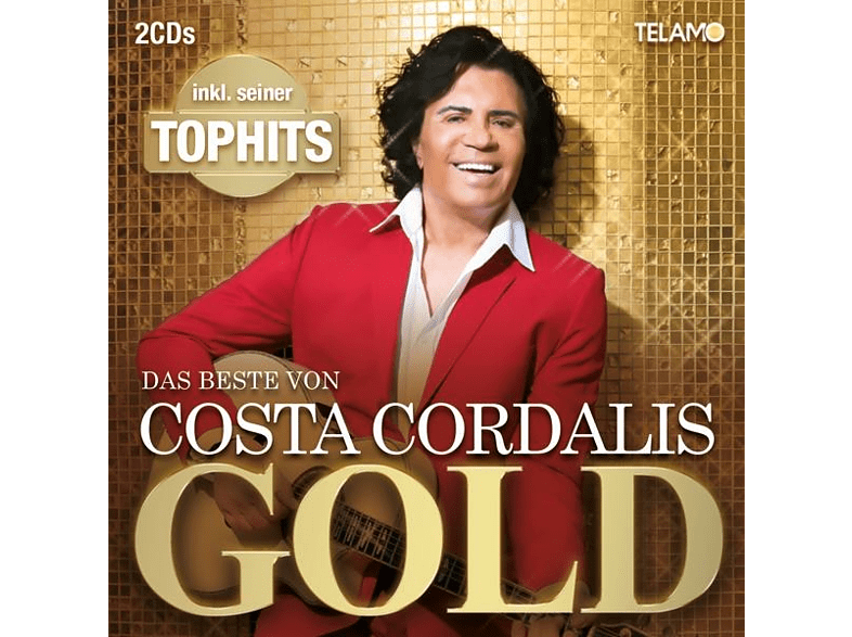 Costa Cordalis - Gold [CD]