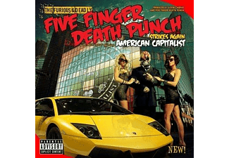 Five Finger Death Punch - American Capitalist - (Vinyl)