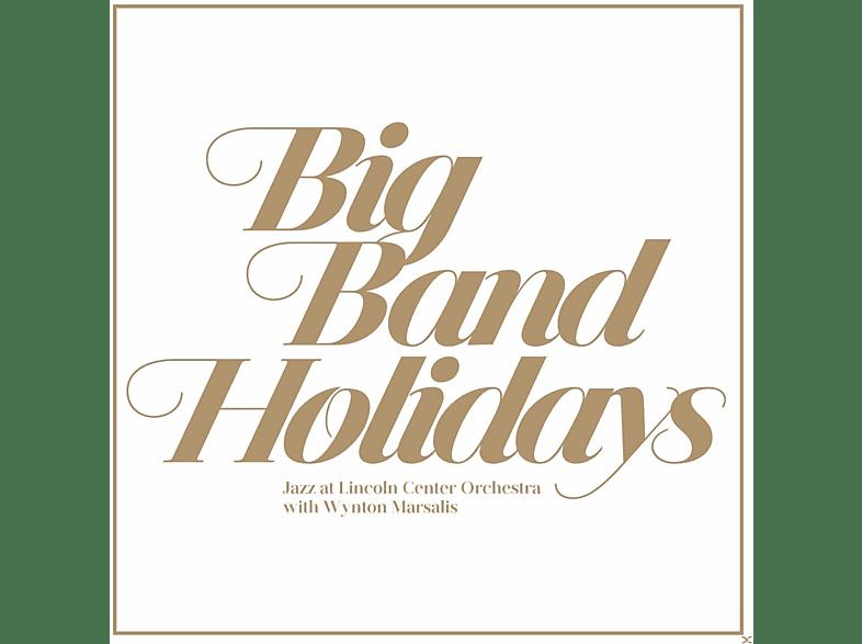 Jazz At Lincoln Center Orchestra, Wynton Marsalis - BIG BAND HOLIDAYS [Vinyl]
