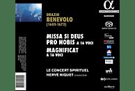 Le Concert Spirituel - Missa Si Deus Pro Nobis [SACD Hybrid]