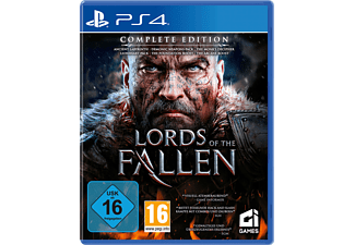 LORDS OF THE FALLEN COMPLETE EDITION - [PlayStation 4]