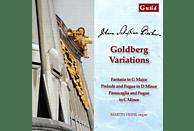 Martin Heini - Goldberg Variationen [CD]