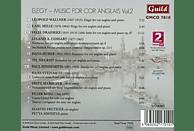 Frutiger,Martin/Mihneva,Petya - Elegie-Werke für Englischhorn vol.2 [CD]