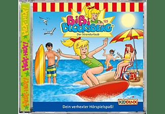 Bibi Blocksberg - Folge 125: Der Strandurlaub  - (CD)