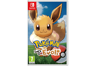 Pokémon: Let's Go, Evoli! Nintendo Switch