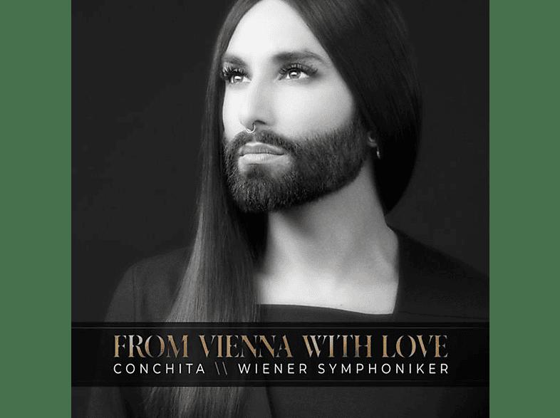 Wiener Symphoniker, Conchita Wurst - From Vienna with Love [CD]