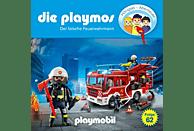 Die Playmos - (62)Der Falsche Feuerwehrman - (CD)