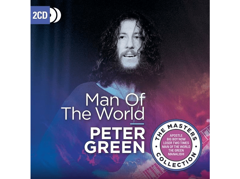 Peter Green - Man of the World (The Masters Collection) [CD]