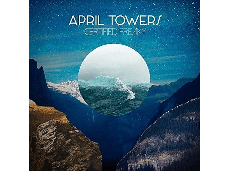April Towers - Certified Freaky [Vinyl]