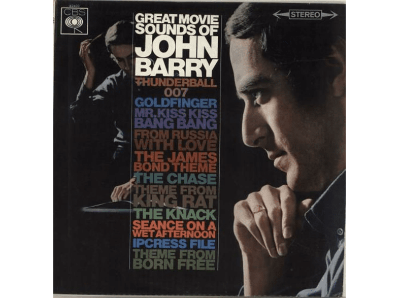 John Barry - Great Movie Sounds of John Barry [Vinyl]