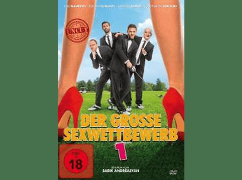 Der grosse Sexwettbewerb 1 [DVD]