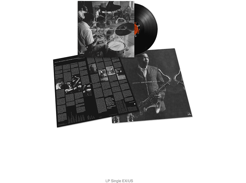 John Coltrane - Both Directions At Once - The Lost Album [Vinyl]