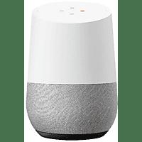 Altavoz inteligente - Asistente Google Home, Smart Home, Domótica, Bluetooth, Sonido 360º, Tiza