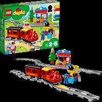 LEGO Dampfeisenbahn (10874) Bausatz, Mehrfarbig