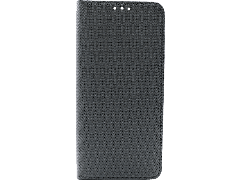 AGM 27158 Bookcover Magnet für Huawei Y7 2018 , Bookcover, Huawei, Y7 2018, Obermaterial Kunststoff, Schwarz