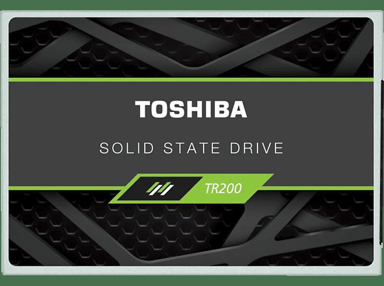TOSHIBA TR200, 480 GB SSD, 2.5 Zoll, intern