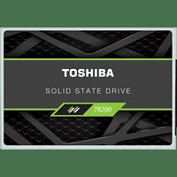 TOSHIBA TR200 480GB SSD Speicher, 480 GB SSD, 2.5 Zoll, intern