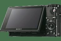 SONY Cyber-shot DSC-RX 100 VI Zeiss Digitalkamera Schwarz, 20.1 Megapixel, 8x opt. Zoom, Xtra Fine/TFT-LCD, WLAN