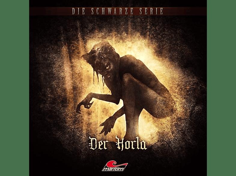 Guy De Maupassant - Die Schwarze Serie-Der Horla Folge 11 - (CD)