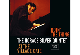 Horace Quintet Silver - Doin' The Thing - (Vinyl)