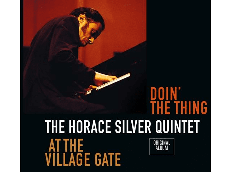 The Horace Silver Quintet - Doin' The Thing [Vinyl]