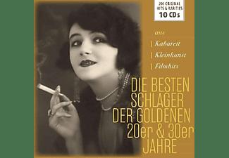 VARIOUS - Die Hits Der 20er Und 30er Jahre  - (CD)