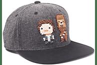Han Solo Und Chewbacca Pixe - Snapback Cap