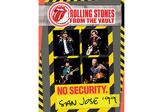 Rolling Stones - From The Vault San Jose '99 (DVD + CD)