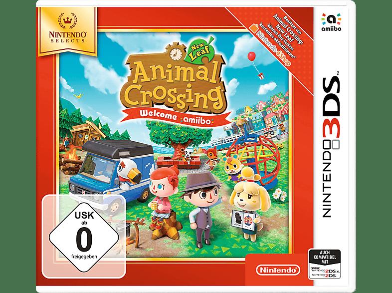 Animal Crossing: New Leaf - Welcome amiibo (Nintendo Selects) [Nintendo 3DS]