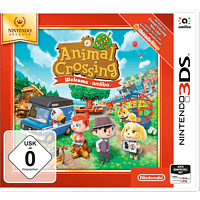 Animal Crossing: New Leaf - Welcome amiibo (Nintendo Selects) - [Nintendo 3DS]