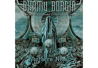 Dimmu Borgir - Forces Of The Northern Night  - (CD)
