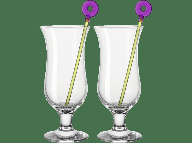 LEONARDO 069198 Hurricane Bar Cocktailgläser