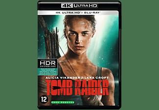 Tomb Raider - 4K Blu-ray