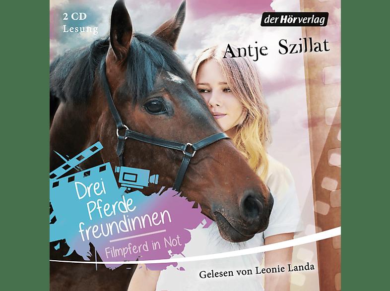 Drei Pferdefreundinnen - Filmpferd in Not - (CD)
